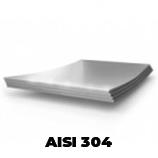 Лист AISI 304