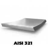 Лист AISI 321